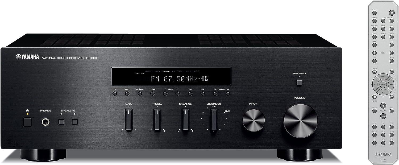 Yamaha R-S300 - Receptor para equipo de audio Hi-Fi (mando a ...