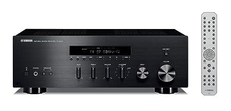 Yamaha R-S300 - Receptor para equipo de audio Hi-Fi (mando a distancia, pantalla LCD, 3.5 mm), negro: Amazon.es: Electrónica