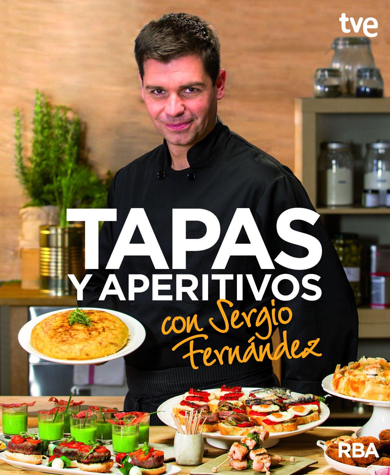 Cocina Sergio Fernandez | Tapas Y Aperitivos Con Sergio Fernandez Gastronomia Y Cocina