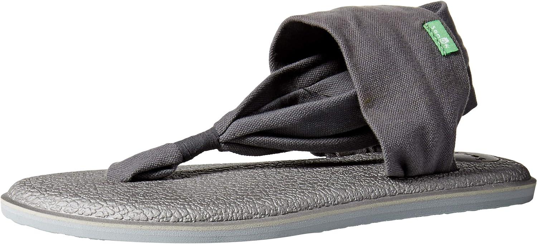 Sanuk Womens Yoga Sling 2 Metallic Lx Sandal