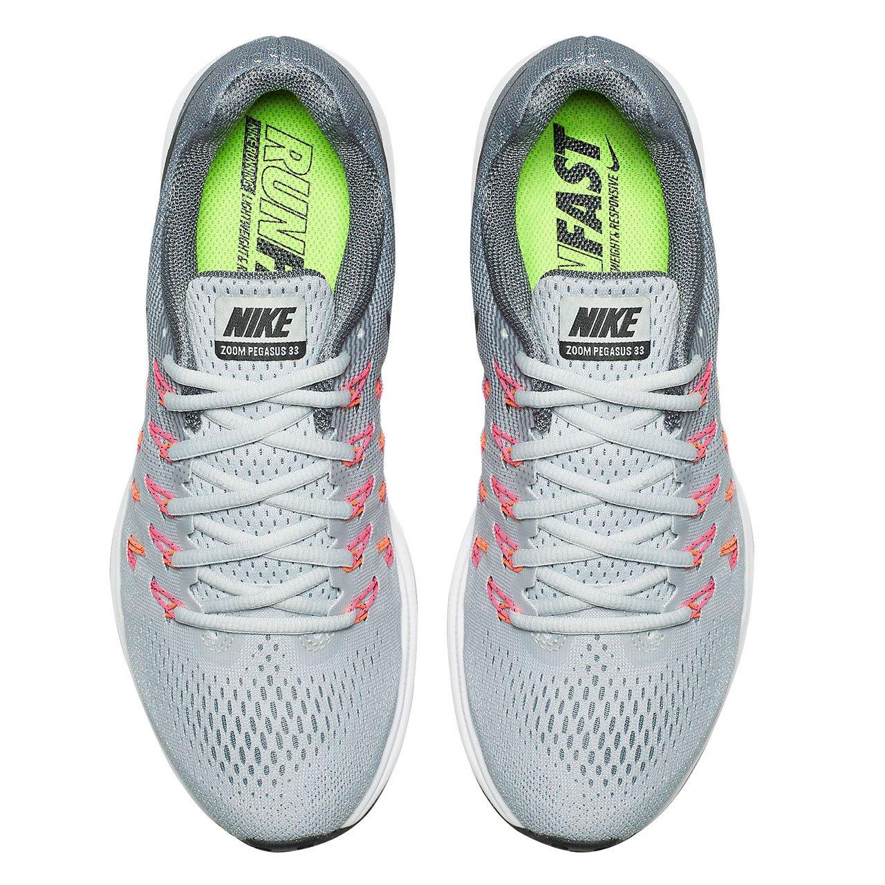 Zoom Nike Air Pegasus De Las Mujeres 33 (ancho) Zapatilla De Running 1tfLNpt0