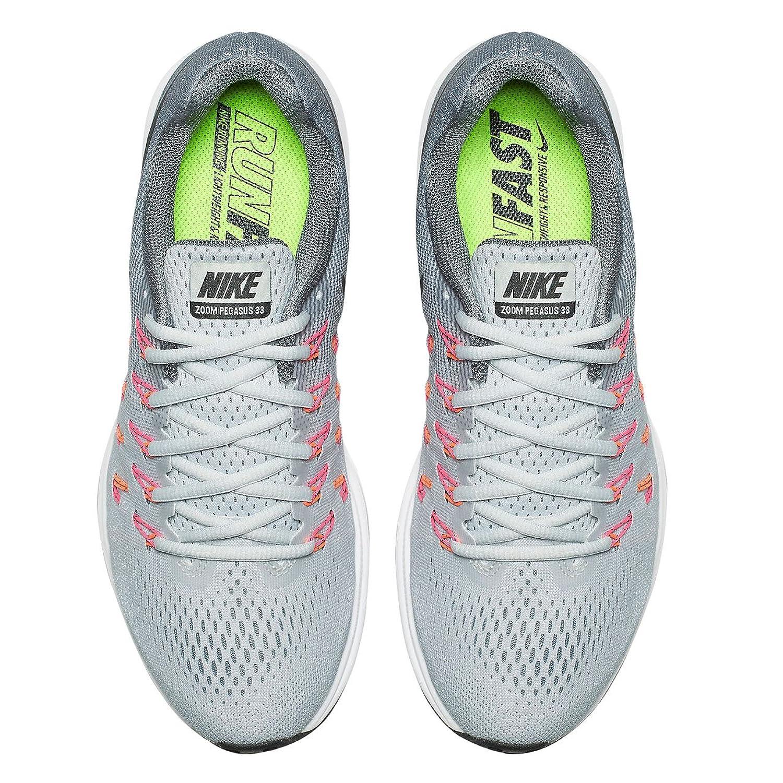 Amazon.com   Womenu0027s Nike Air Zoom Pegasus 33 (Wide) Running Shoe
