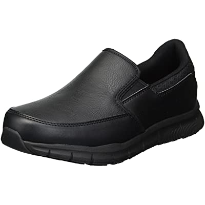 Skechers Women's Nampa-annod Food Service Shoe: Shoes