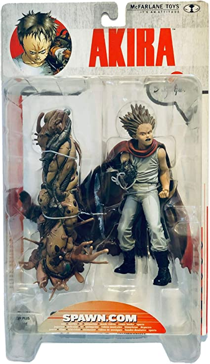 McFarlane Toys 3D Animation From Japan Series 1 Action Figure Akira Tetsuo