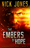 The Embers of Hope: A science-fiction thriller (Hibernation Series Book 2)