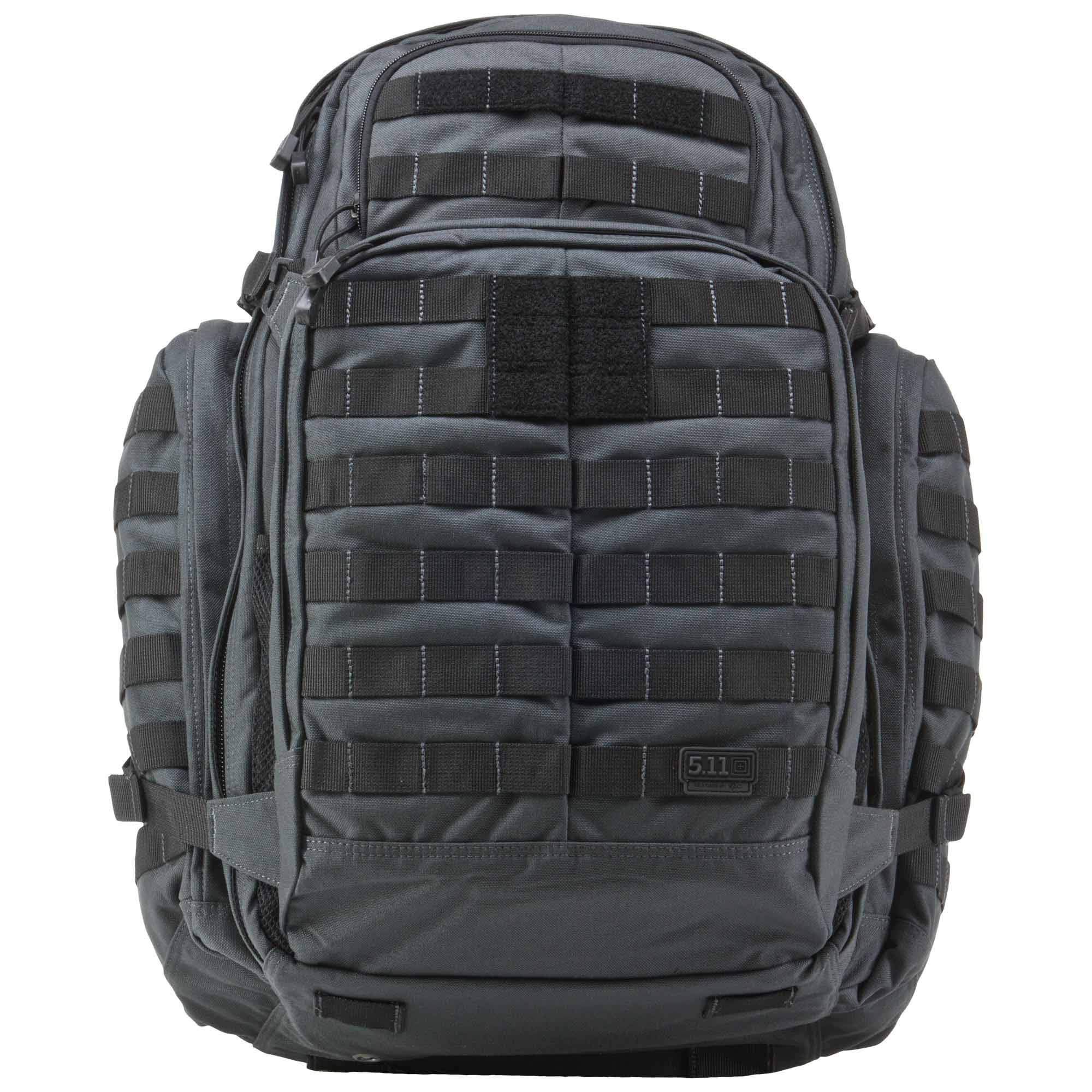 5.11 RUSH72 Tactical Backpack for Military, Bug Out Bag, Molle Pack, Large, Style 58602, Double Tap by 5.11