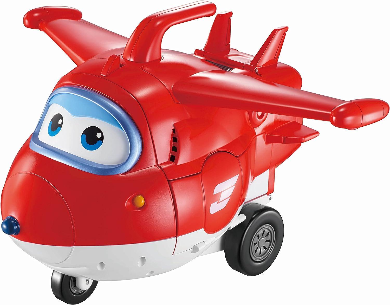 Superwings Transforming Build-il Jett jouet avion