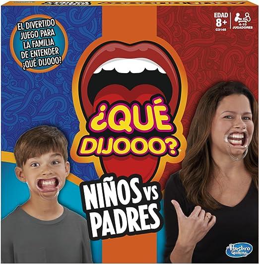 Hasbro C3145 Niños y Adultos - Juego de Tablero (Niños y Adultos, Niño/niña, 8 año(s), 200 Pieza(s), Caja): Amazon.es: Juguetes y juegos