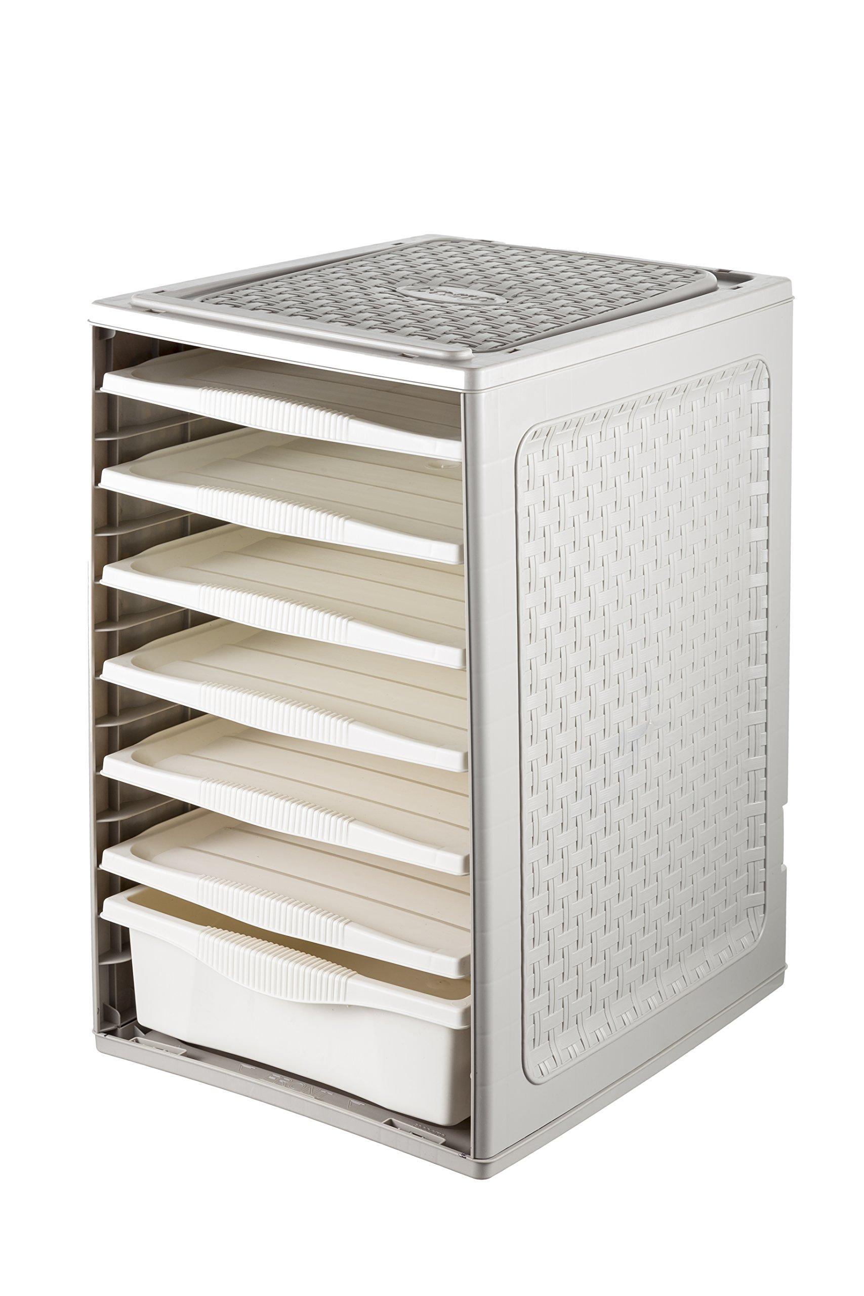 Bama Ri.Ordino Clothes Compartment-Ice, One Size