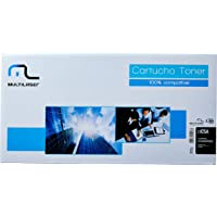 Cartucho Toner Compatível C/ Hp Mod. Ce505A Pr Multilaser - CT05A