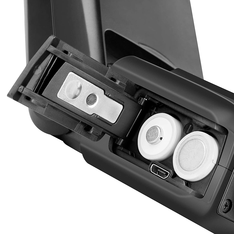 ISO 100/et 105/mm, Zoom motoris/é de 24//à 105/mm, diffuseur Grand Angle de 14/mm METZ M360/ Noir /Flash pour Canon