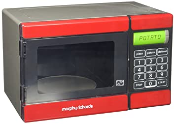 Casdon 685 Morphy Richards - Juguete de microondas: Amazon ...