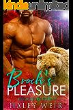 Brock's Pleasure (Kodiak Dating Agency Book 3)