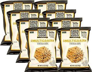 Food Should Taste Good Multigrain 1.5 oz (Pack of 8)