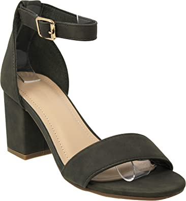 MVE Shoes Women's Low Two Piece Block