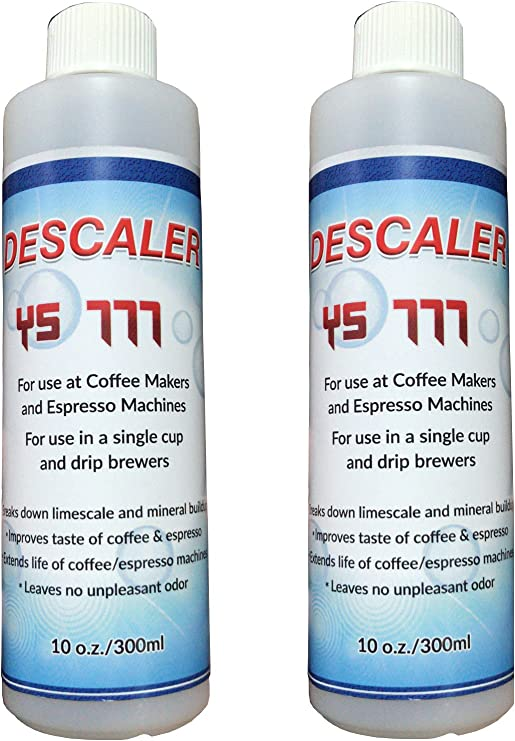 Descaling Solution - Kit de limpieza de descalcificador para ...