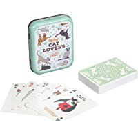 Cat Lovers Playing Cards Card Game