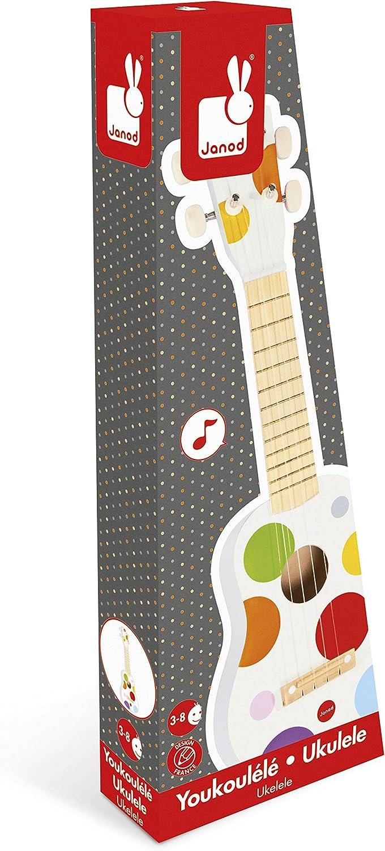 Janod Ukulele Music Set Mixed J07597
