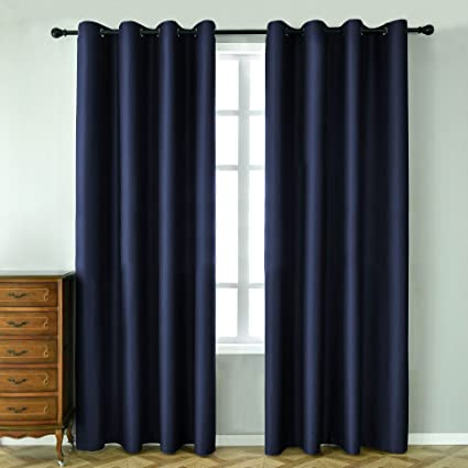Amazon LOHASCASA Thermal Insulated Blackout Curtains Modern