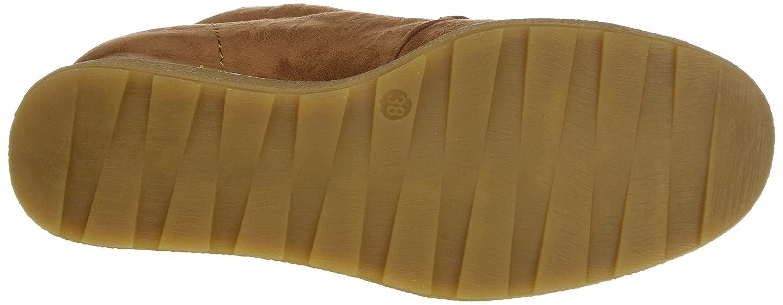 MTNG Gisela, Botines Mujer, Marrón (Antil Cuero), 39 EU: Amazon.es: Zapatos y complementos