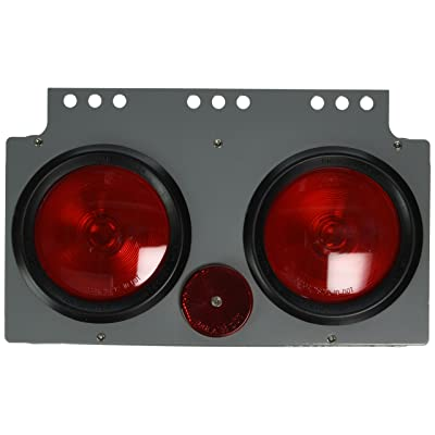 """Grote 51052 Red 4"""" Stop Tail Turn Light Power Module: Automotive"""