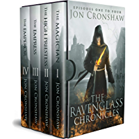 The Ravenglass Chronicles: episodes one to four of the coming-of-age high fantasy serial (English Edition)