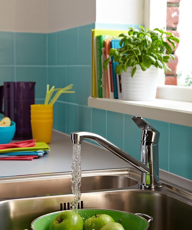 Bristan CNN EFSNK C Cinnamon Easy Fit Monobloc Sink Mixer: Amazon.co ...