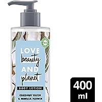 Love Beauty and Planet Bodylotion Kokos & Mimosa Bloem Hydraterend 400 ml - 1 stuk