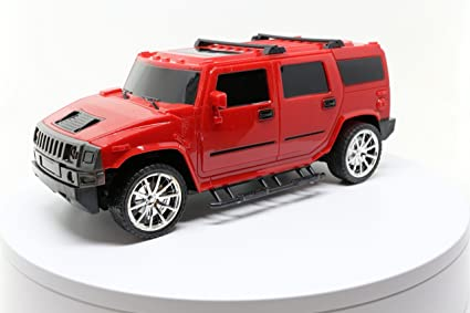 Amazon Com Nbd Remote Control Rc Sports Car Hummer Style Battery