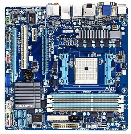 Amazon.com: GIGABYTE GA-A75M-UD2H REV.1.0 AMD A75 FM1 DDR3 ...
