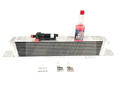 Amazon com: PLM MERCEDES BENZ 5 5L AMG HEAT EXCHANGER XL COMBO - 25
