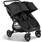 Baby Jogger City Mini GT2 All-Terrain Double Stroller, Jet