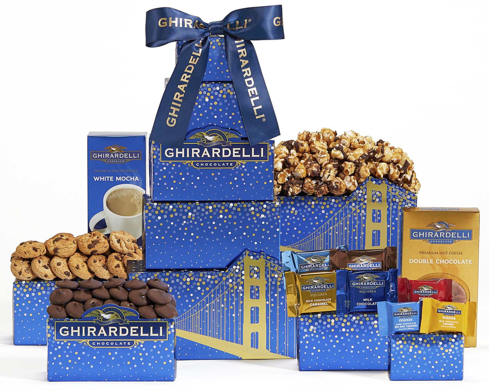 Wine Country Gift Baskets Ghirardelli Tower