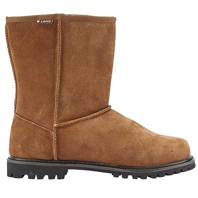 1beb0c9768b Amazon.com | Lamo Logan - Mens Suede Boot Sheepskin | Boots