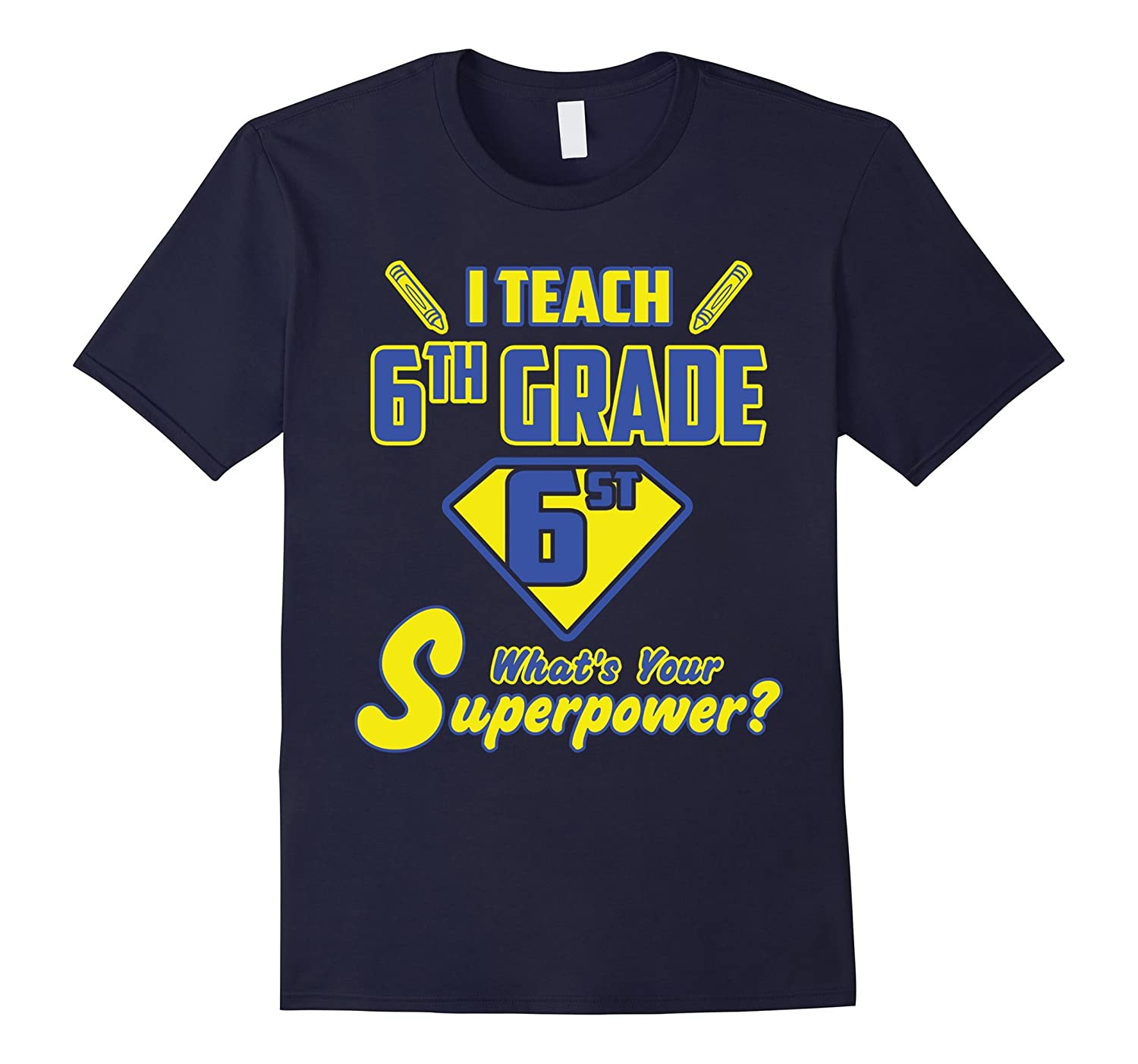 2 Sided Superhero I Teach 6th Grade Whats Your Superpower?-TH