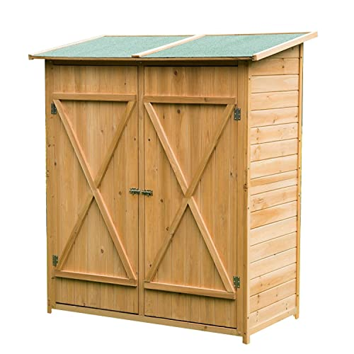 casetas jardin madera
