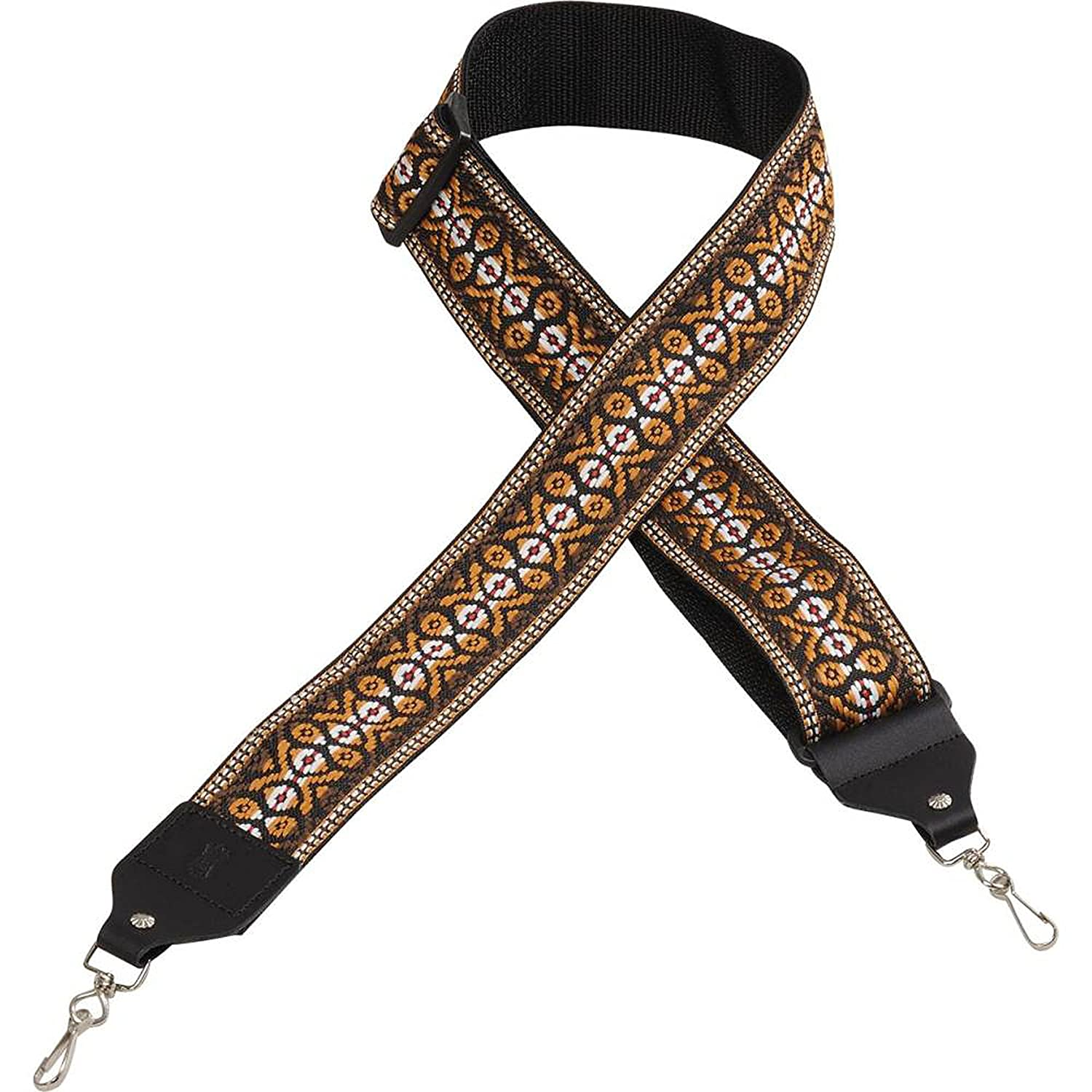 Levy's Leathers M10HT-20 Jacquard Weave Banjo Strap Levy' s Leathers