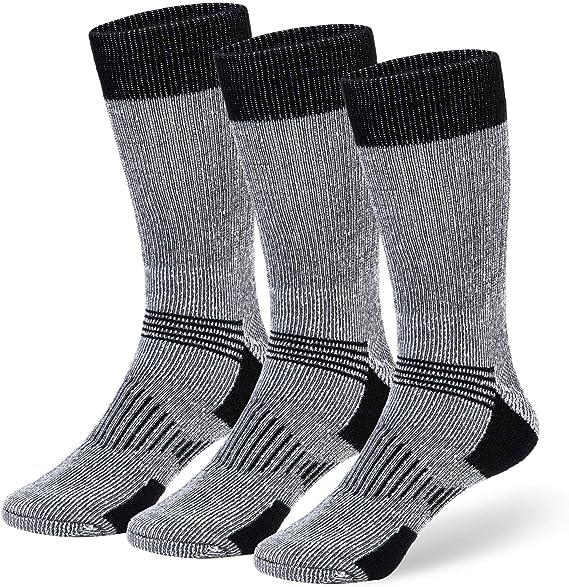 COZIA Wool Hiking Socks 80% Merino