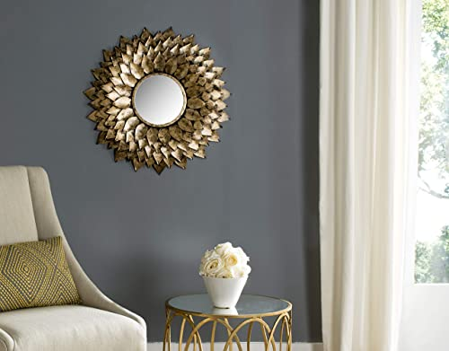 Safavieh Home Collection Provence Sunburst Mirror, Gold