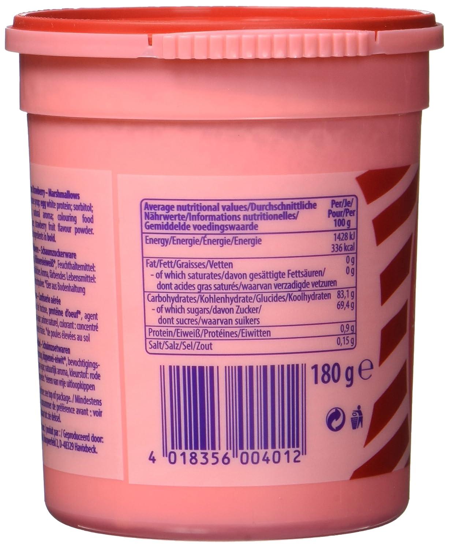Nawarra Marshmallow Cream - Erdbeere, 12er Pack (12 x 180 g): Amazon ...