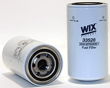 Amazon.com: Wix 33528 Spin-On Fuel Filter - Case of 12: Automotive   Spin On Fuel Filter      Amazon