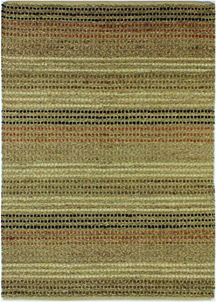 Flair Rugs Alfombra, Yute, Multicolor, 80 cm x 150 cm: Amazon.es: Hogar