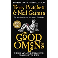 Good Omens: The Nice and Accurate Prophecies of Agnes Nutter, Witch, Colori assortiti (copertina bianca o nera)