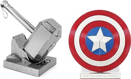 Metal Earth Marvel Avenger Mjolnir