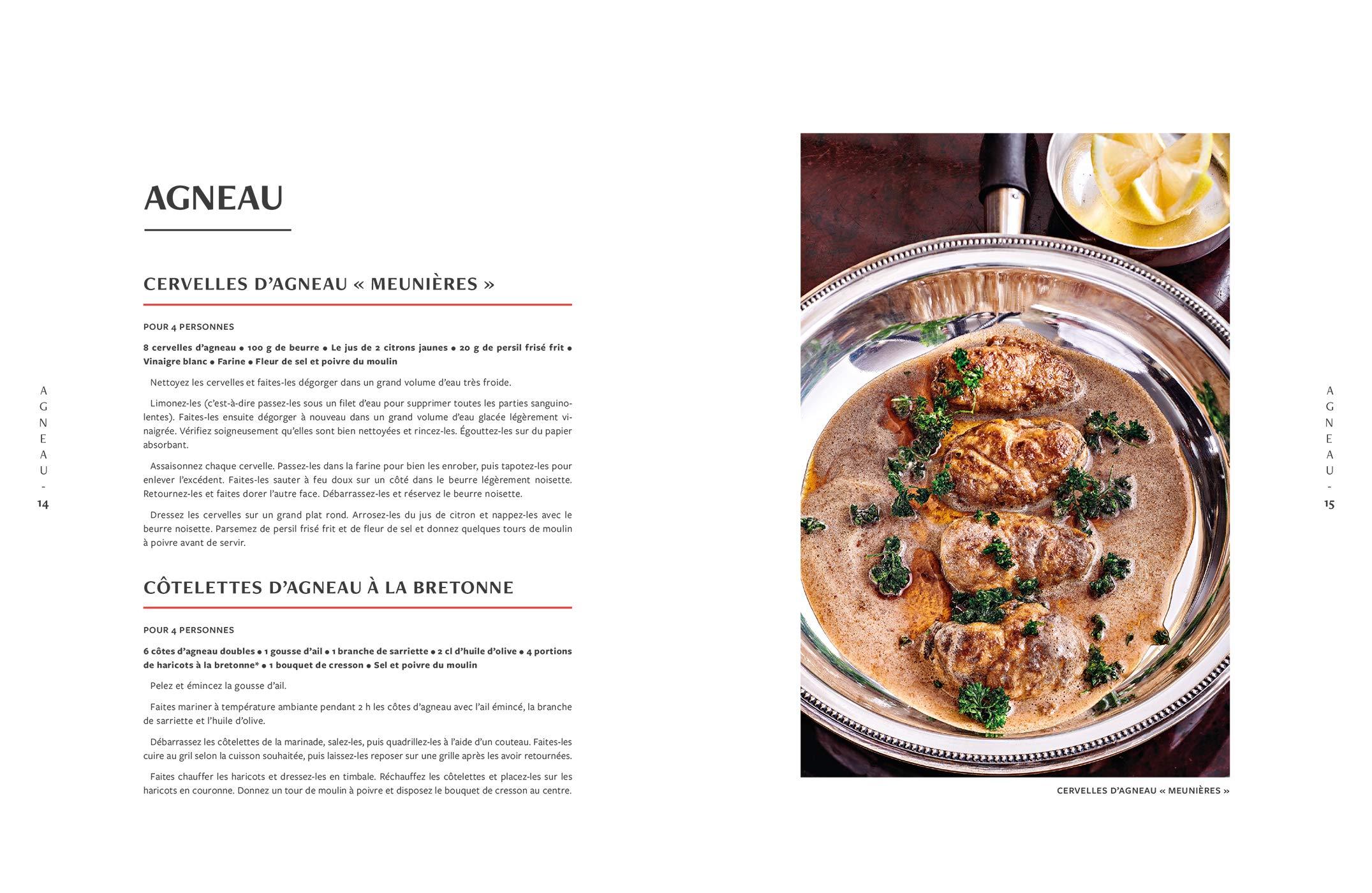 Le grand livre de la cuisine française Recettes bourgeoises et ...