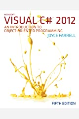 Microsoft Visual C# 2012: An Introduction to Object-Oriented Programming Kindle Edition
