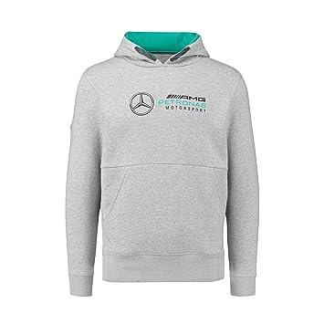 Mercedes AMG Petronas Motorsport Mens Hoodie - Sudadera con Capucha - Fórmula 1 F1 2018: Amazon.es: Deportes y aire libre