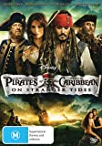 Pirates of The Caribbean 4: On Stranger Tides (DVD)