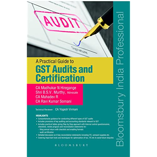 A Practical Guide to GST Audits and Certification