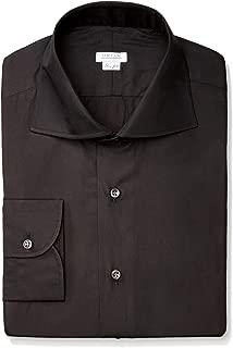 product image for Orian Men's Medium Spread Collar Slim Fit Dress Shirt